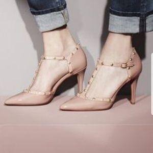 Halogen soft pink heel